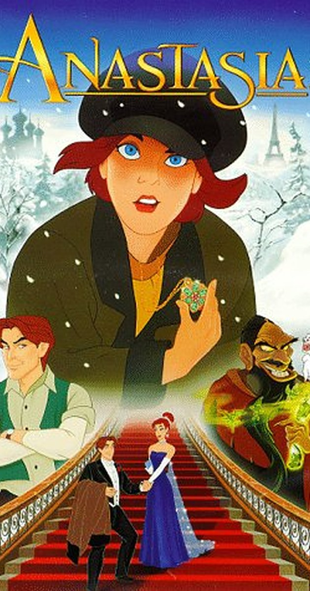"""Kid Tested – Uncle Approved: """"Anastasia"""" (1997) – Lincoln ..."""
