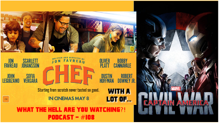 108 Chef and Civil War