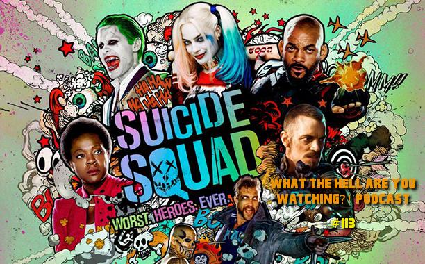 113 Suicide Squad