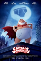 And Now Our Feature Presentation Captain Underpants The First Epic Movie Lincoln S Dm Blog